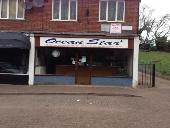 Welwyn, UK: Ocean Star