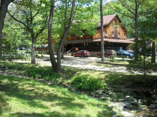 Entrance - Picture of Fox Springs Lodge, Cuba - Tripadvisor