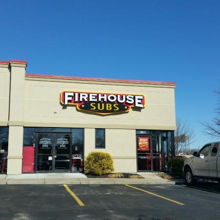 firehouse subs cincinnati 830 eastgate south dr restaurant rh tripadvisor ca
