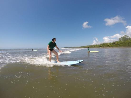 Uvita, Costa Rica: surf and more surfing