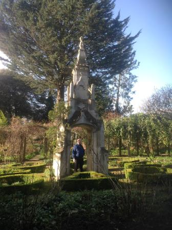 Enfield, UK: In the grounds