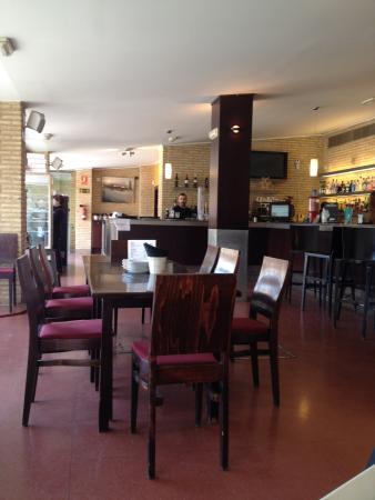 Kiosco Restaurante Torre de Los Perdigones