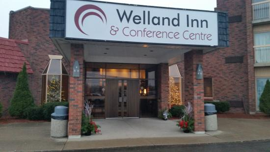 Welland Inn Conference Centre: Exterior