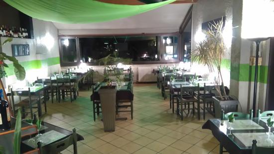 Notre Salle De Restaurant Picture Of Le Jardin Italien Martignas