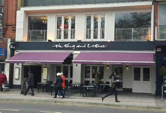 ‪The Slug and Lettuce - Southampton‬