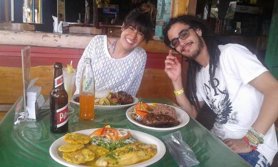 Restaurant Tipico Cahuita Photo