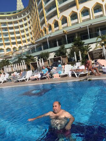 Delphin Imperial Lara Havuz 2 şubat 2016 Bild Von Delphin Imperial Hotel Lara Antalya
