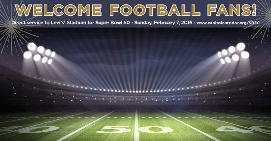 Όκλαντ, Καλιφόρνια: Super Bowl 50