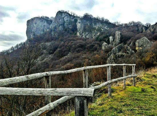 """Castelnovo ne' Monti, Italia: La """"Pietra"""" unica nel suo genere,  mitica ed adatta a tutti !!"""