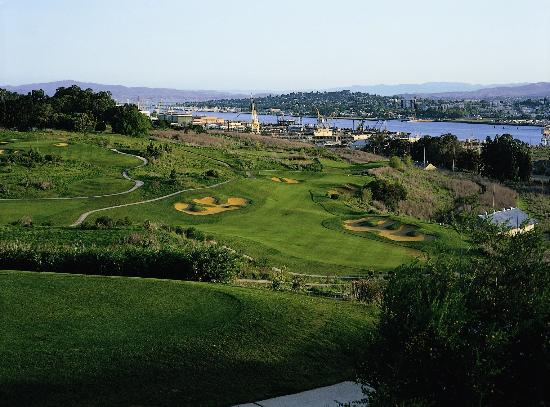 Vallejo, CA: Mare Island Golf Club & Shipyard