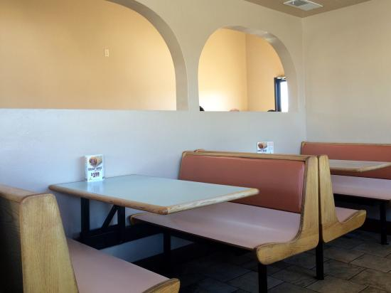 Price, UT: Dining area