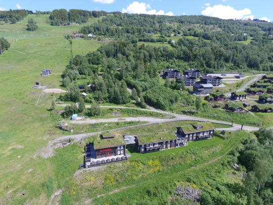 Oyer Municipality, Norge: Sommer i Hafjell