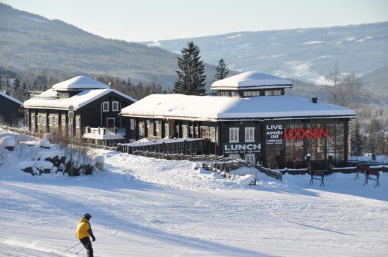 Oyer Municipality, Norwegia: Ski inn til lunsj eller afterski