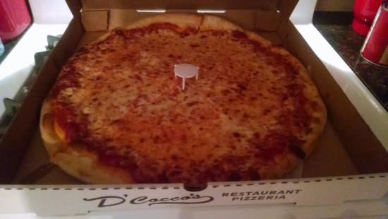 Oceanside, NY: Best pizza ever!