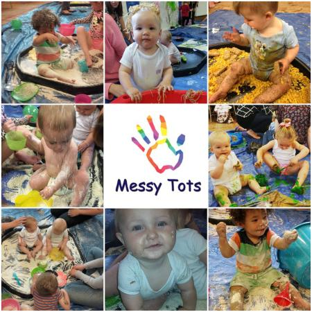 Messy Tots
