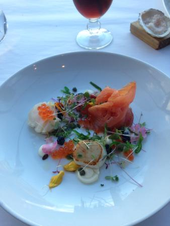 The Entrance, Austrália: Beautiful starter