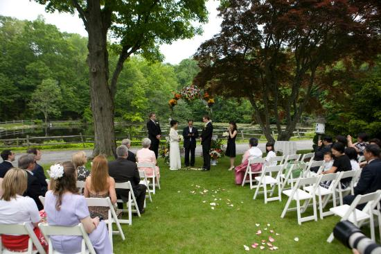 Ridgefield, CT: Weddings  - Location for Event or Caterers