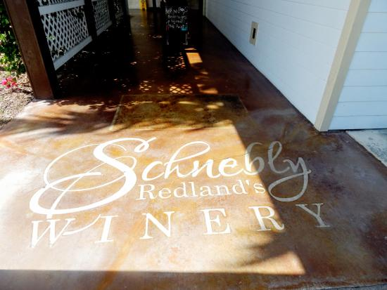 Schnebly Redland's Winery: Schnebly's Winery -- Welcome