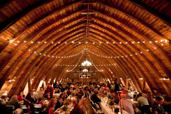 Vergas, MN: The Hayloft of the Barn at Five Lakes