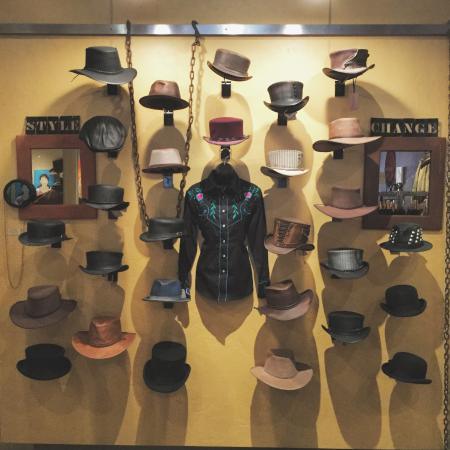 Warrior's Work & Ben West Gallery: Let us help find the perfect hat for you!