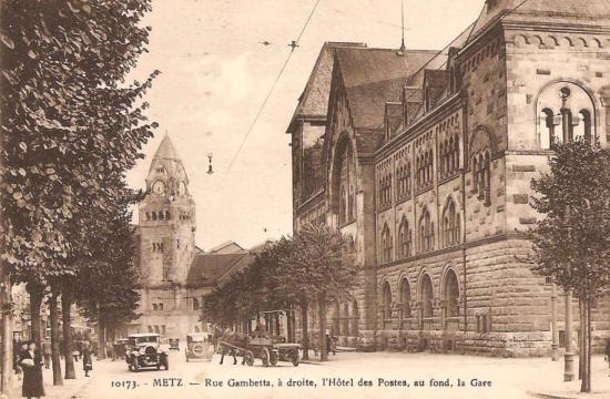 La Poste Centrale