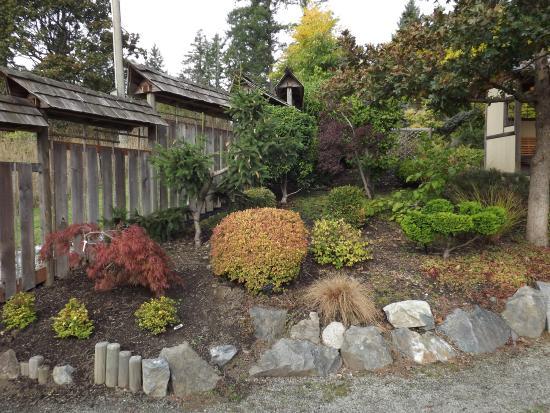 Saanich, Canada: Japanese garden