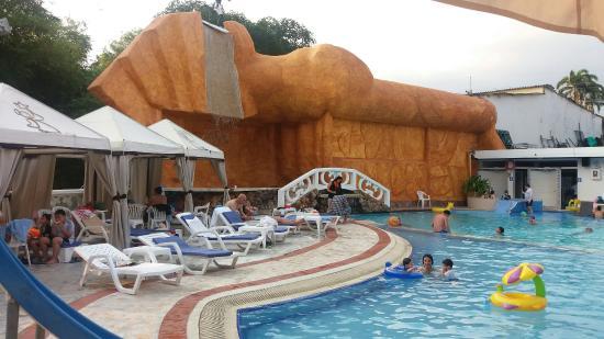 Hotel El Bosque: El Bosque
