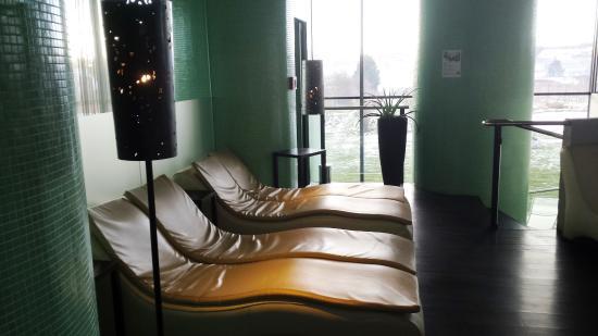 Langenlois, Österreich: Lounge_oben7