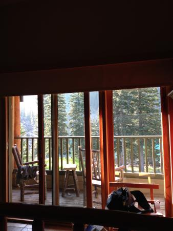 Фотография Moraine Lake Lodge