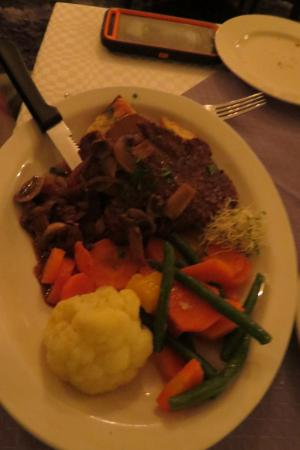 Villa Cornelia Restaurant