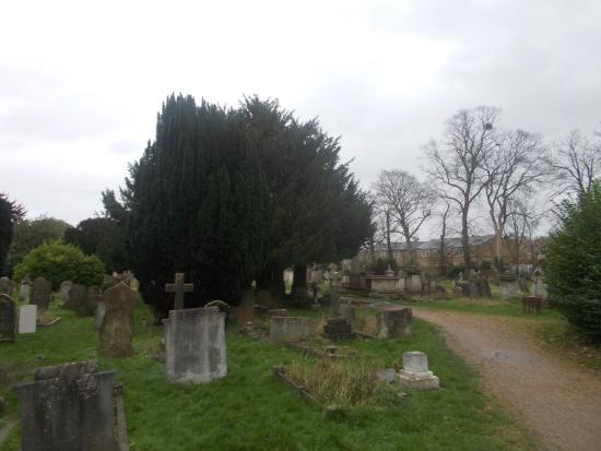 Histon Road Cemetery