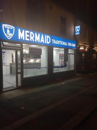 Mermaid Traditional Fish Bar