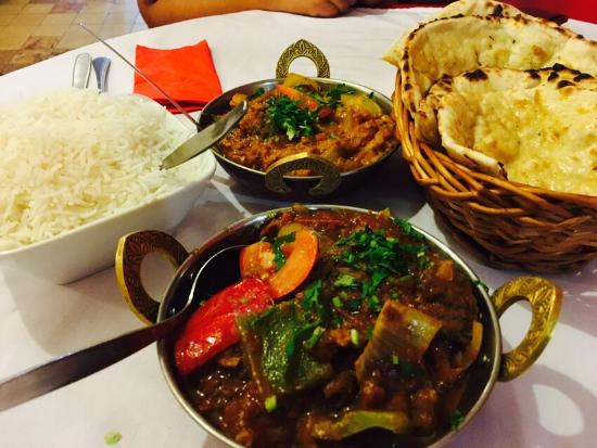Benalla, Australia: Hot Million Indian Restaurant