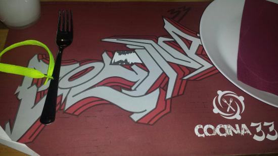 Restaurante cocina 33 restaurante en c rdoba con cocina for Cocina 33 cordoba