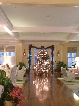 Gasparilla Inn & Club: christmas
