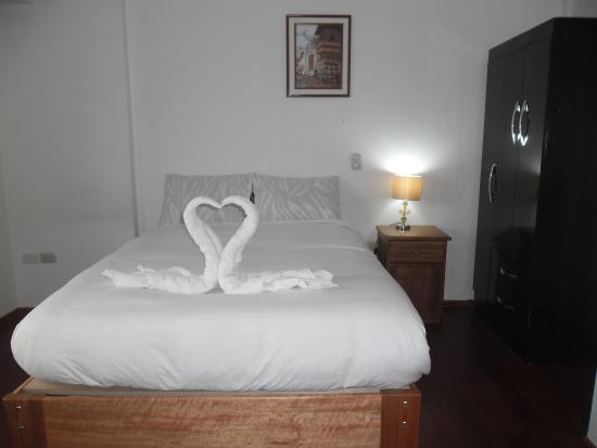 Hatun Wasi: habitacion matrimonial