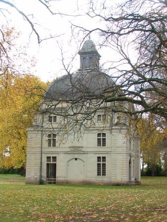 Vestige du château de Richelieu