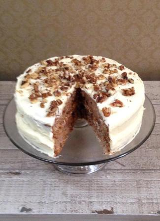 Birr, Irland: Daily Desserts/ Specials at The Loft Cafe