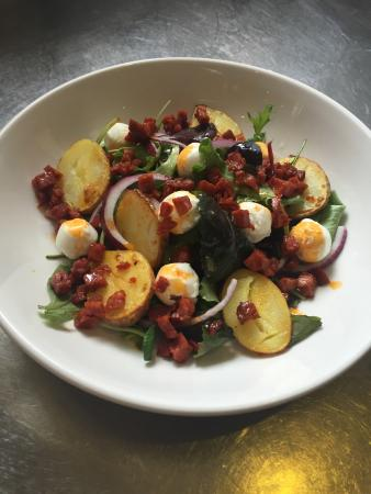 Birr, Irlanda: Daily Desserts/ Specials at The Loft Cafe