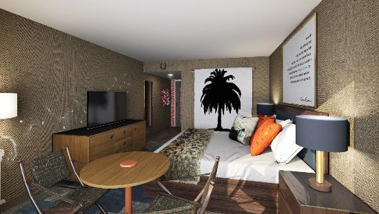 Hermosa Beach, Καλιφόρνια: Brand New Guest Rooms