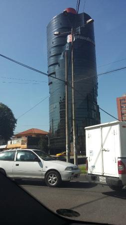 Esteban Grill Steak House: 12 de octubre Quito