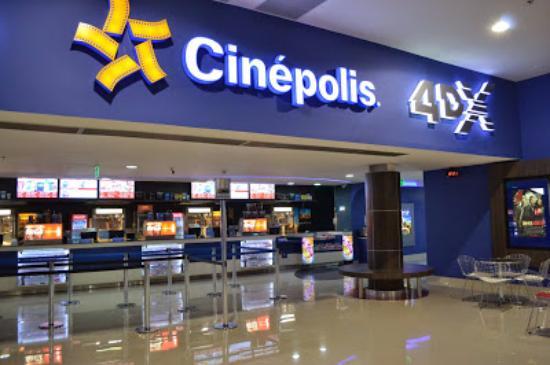 Circuito Cinemas Guarulhos : Cinépolis vip uma nova experiência em atendimento