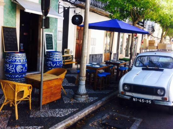 Estremoz, Portugal: summer 2015