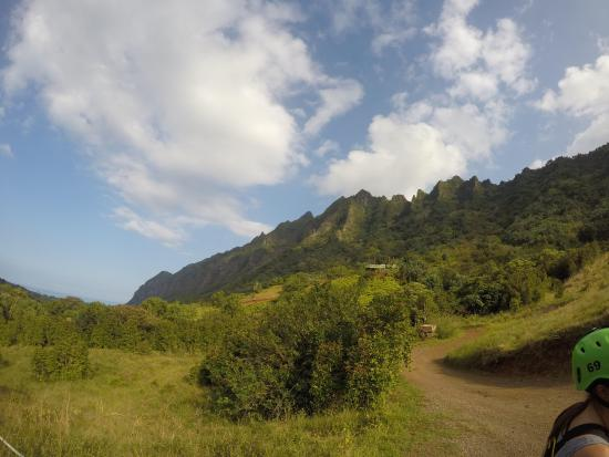 Kaneohe, Havaí: A view from the lines