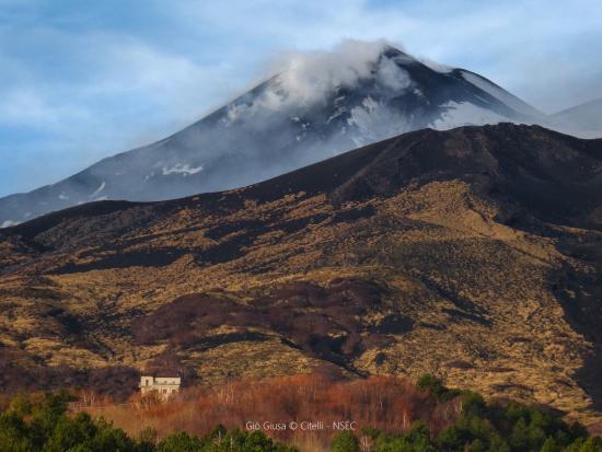 San Giovanni la Punta, Italia: Etna