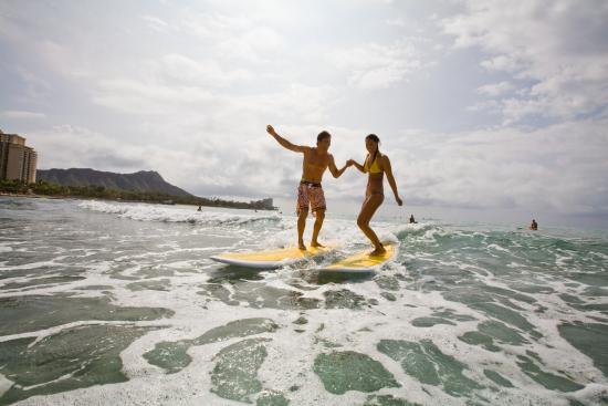 Oahu, HI: Learn to surf at its birthplace