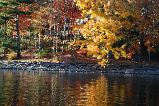 Glenville, NC: Fall cruise