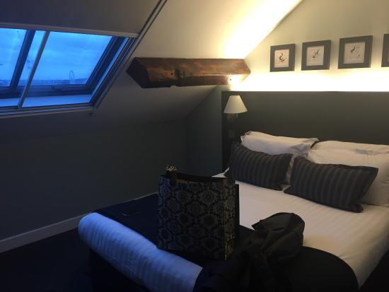 โรงแรม เบสทูสเตย์ ลิเวอร์พูล: Room 411. Such a lovely stay.