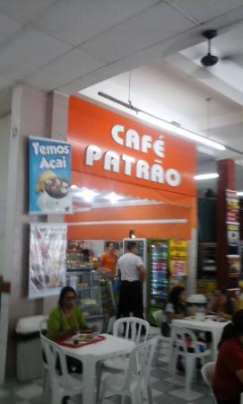 Jacarei, SP: café sucos