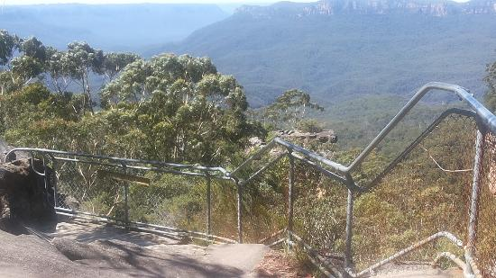 Leura, Austrália: Look out another view